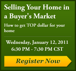 Register now - Selling Your Home in a Buyer's Market